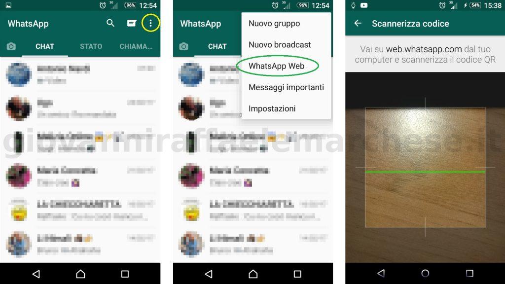 scarica whatsapp su pc