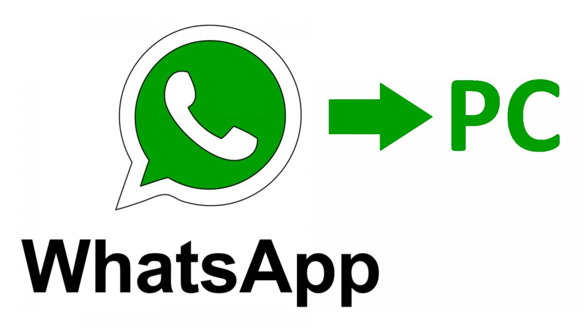 Whatsapp su pc GRATIS