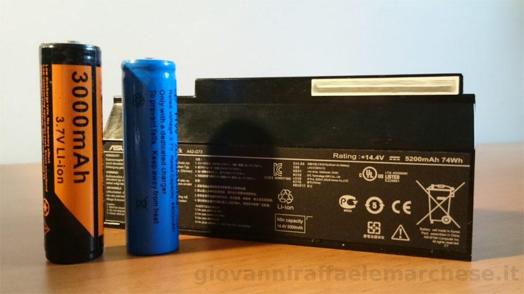 Batterie al litio consigli per un buon utilizzo