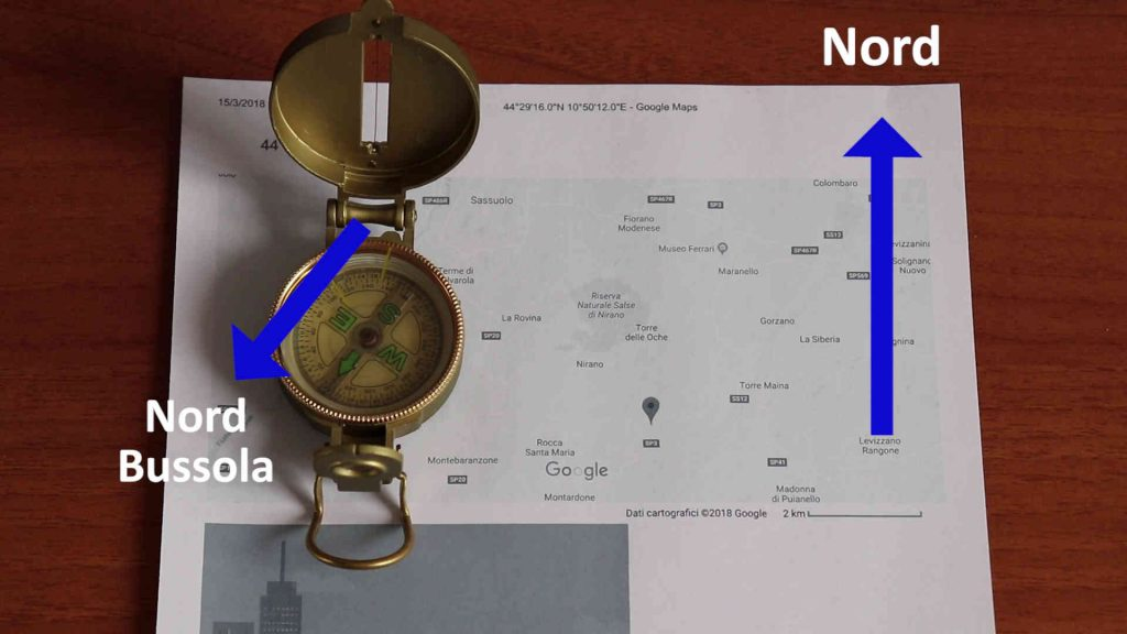 Come orientare l'antenna del digitale terrestre