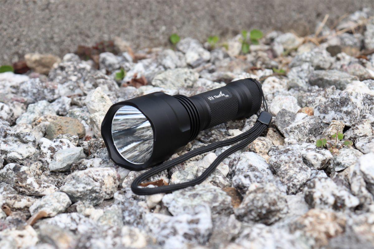 Torcia led 900 lumens ThorFire C8S