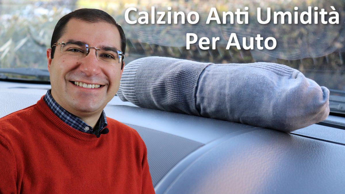 Calzino anti umidità per auto