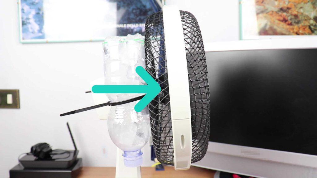 Climatizzatore fai da te low cost